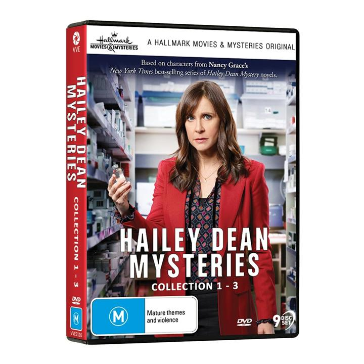 Image of Hailey Dean Mysteries - Collection Two DVD