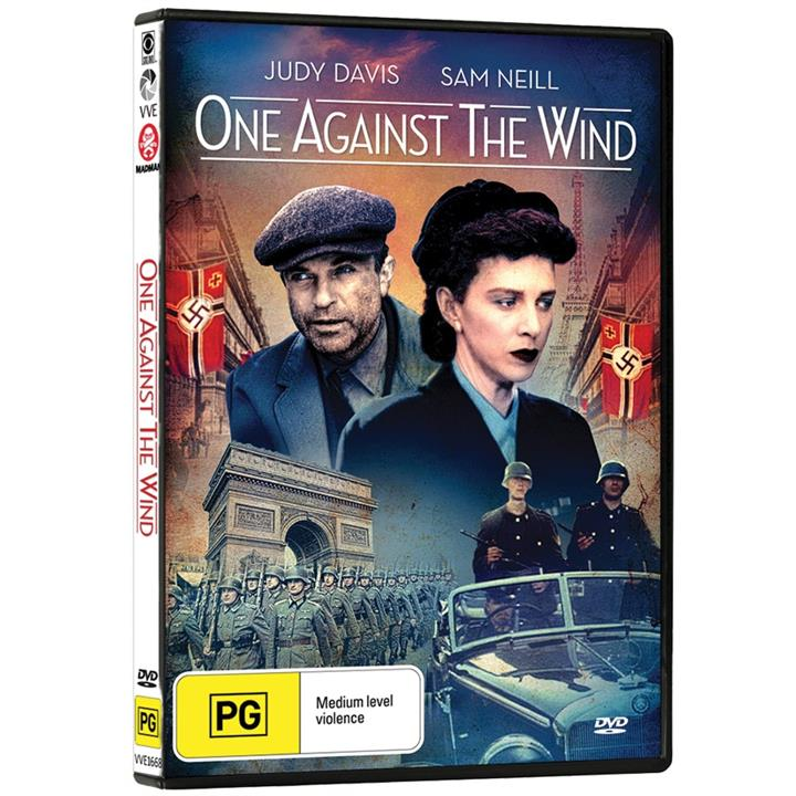 Image of One Against the Wind (1991) DVD