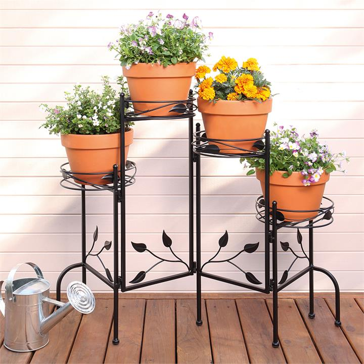 Image of Folding Flower Stand