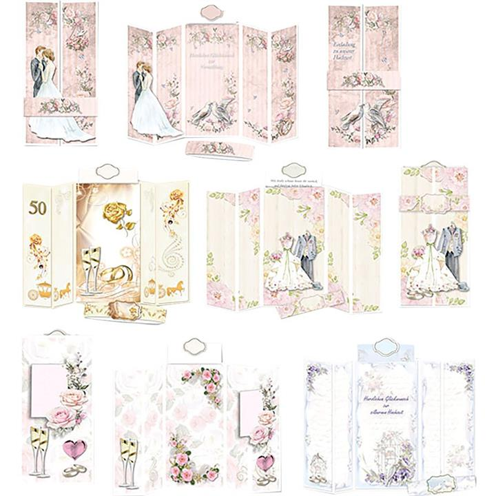 Image of Wedding Cards Makes 5