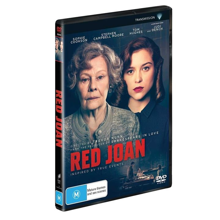 Image of Red Joan (2019) DVD