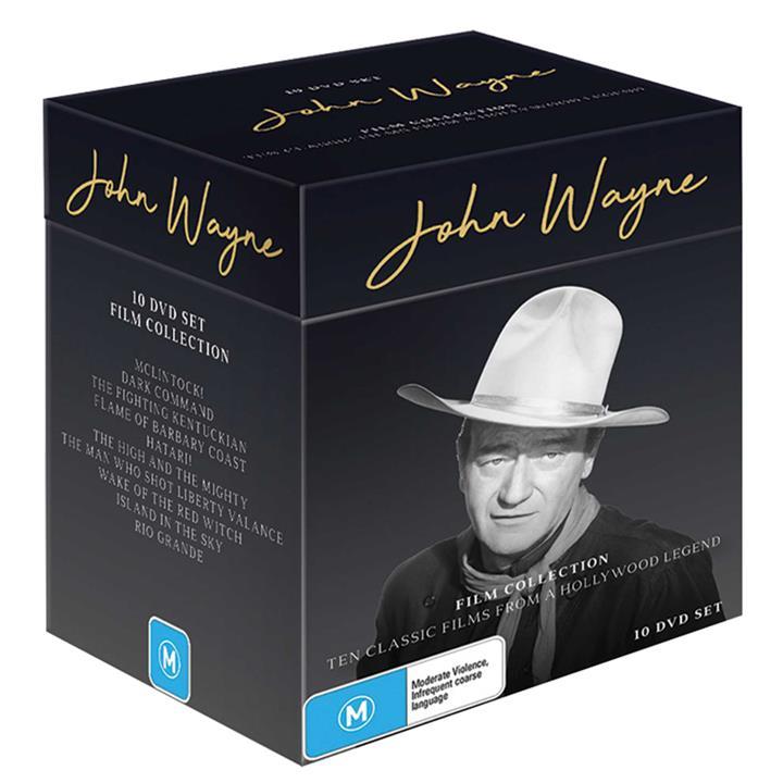 Image of John Wayne Collection - Volume One (10 Films)