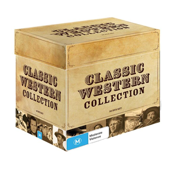 Image of Classic Western DVD Collection (10 Films)
