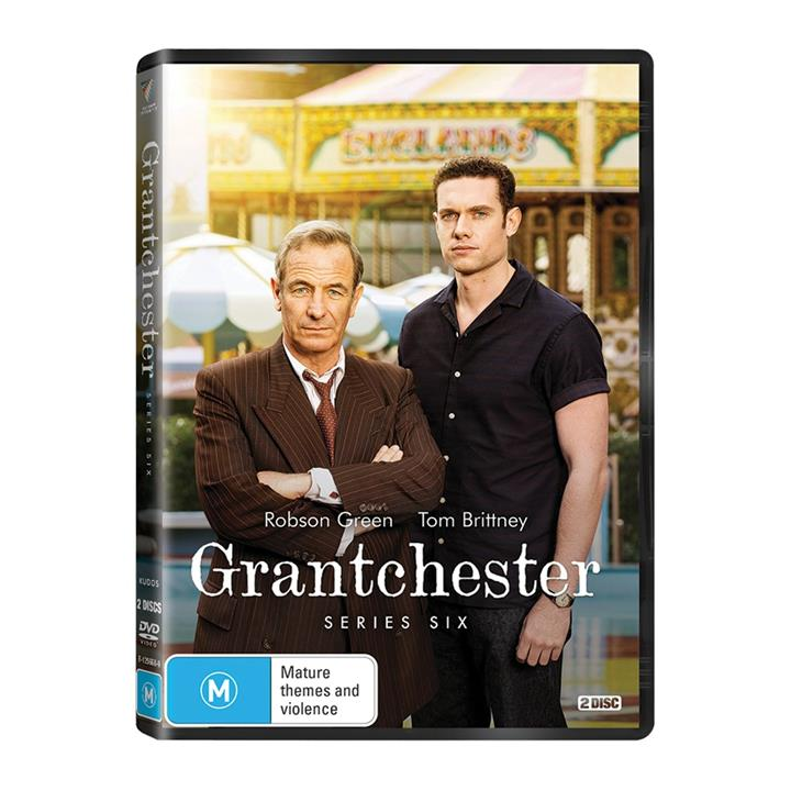 Image of Grantchester - Series 4 (2019) DVD