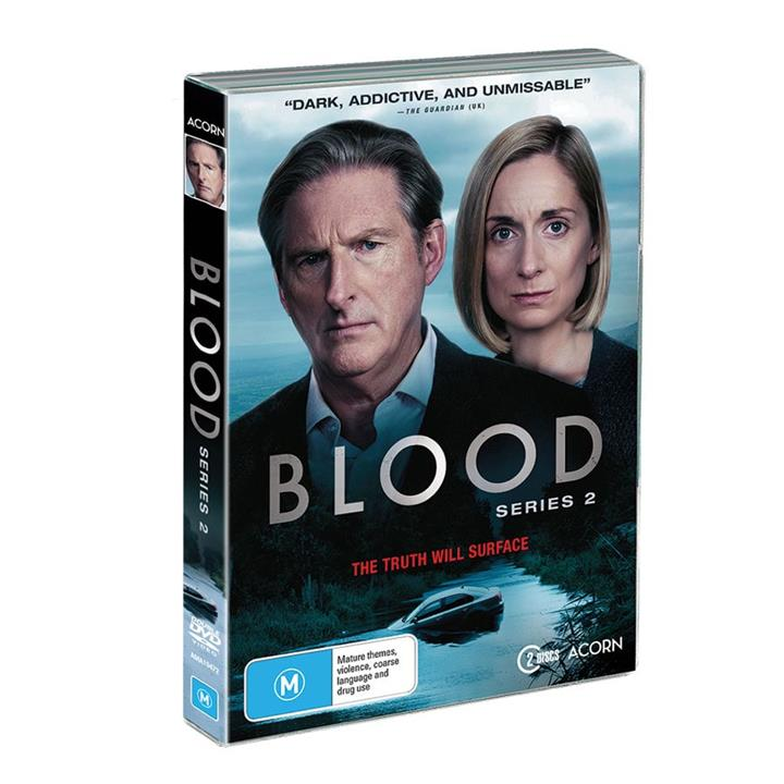 Image of Blood - Series 1 (2018) DVD