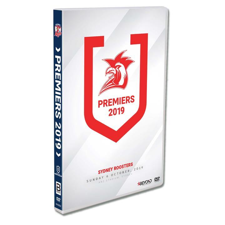 Image of NRL Premiers 2019 Roosters DVD
