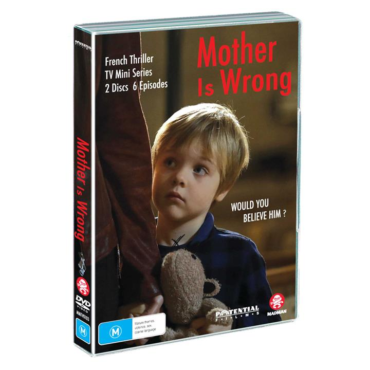 Image of Mother is Wrong (2018) DVD