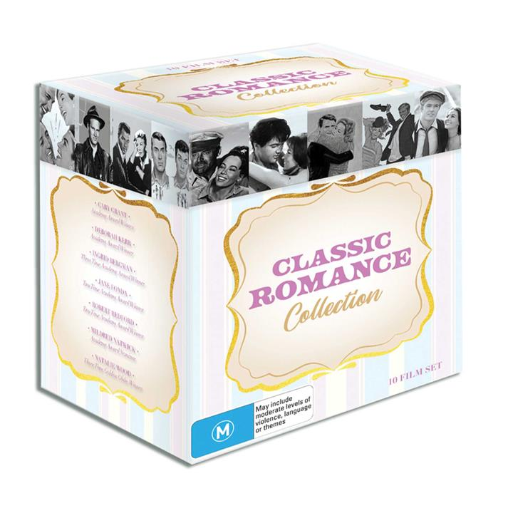 Image of Classic Romance DVD Collection (10 Films)