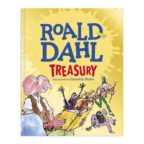 Gift : Roald Dahl Treasury Hardcover Book