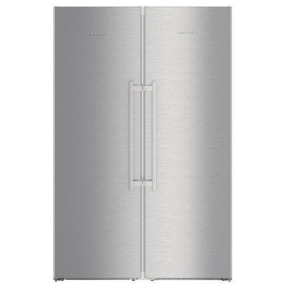 Liebherr 628 Litre Freestanding Side by Side Refrigerator Freezer