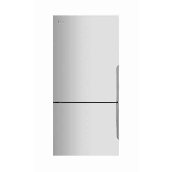 Westinghouse 496 Litre Bottom Mount Refrigerator - Stainless Steel
