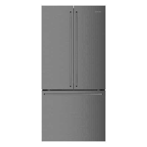 Westinghouse 491 Litre French Door Refrigerator - Dark Stainless Steel