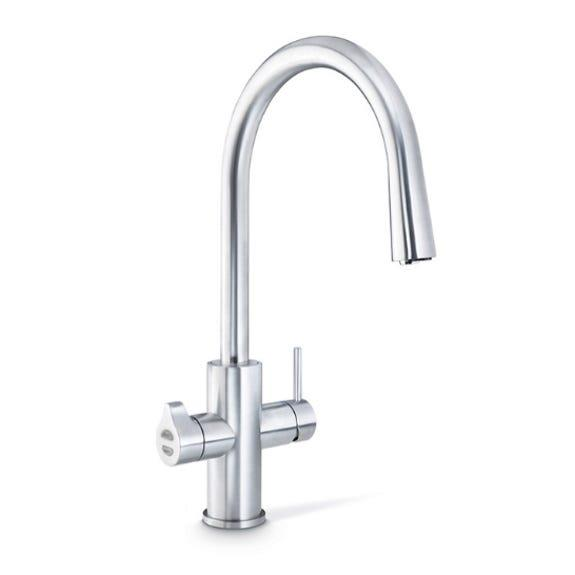 Zip Hydroptap Celsius All-in-one Arc BCSHA - Brushed Chrome