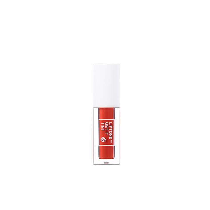 Liptone Get It Tint S (3g), 01 Baby Coral