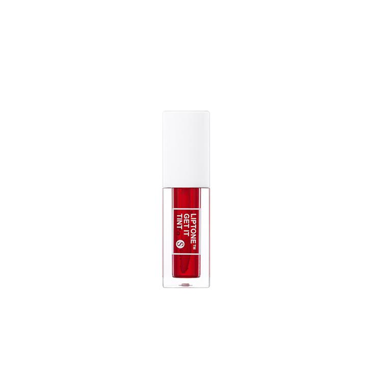 Liptone Get It Tint S (3g), 02 Spicy Ruby
