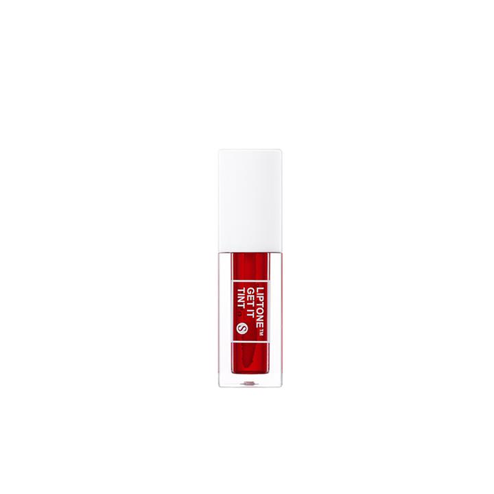 Liptone Get It Tint S (3g), 04 Red Hot