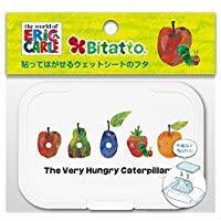 Bitatto (Bitatto) Character Series The Very Hungry Caterpillar Caterpillar and fruit