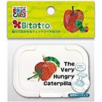 Bitatto (Bitatto) Character Series The Very Hungry Caterpillar mini size Caterpillar and strawberrie