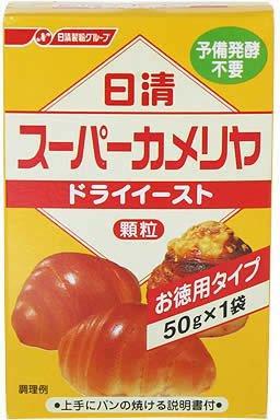 Nisshin Foods Super Camellia D East economical 50g x6 pieces