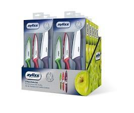 Zyliss 3pc S/S Knife Set