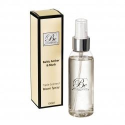 Be Enlightened Baltic Amber  Musk Room Spray