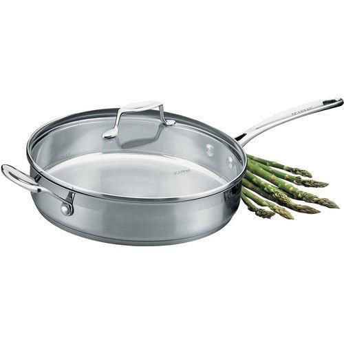 Scanpan Impact 28 Cm Sauté Pan With Lid