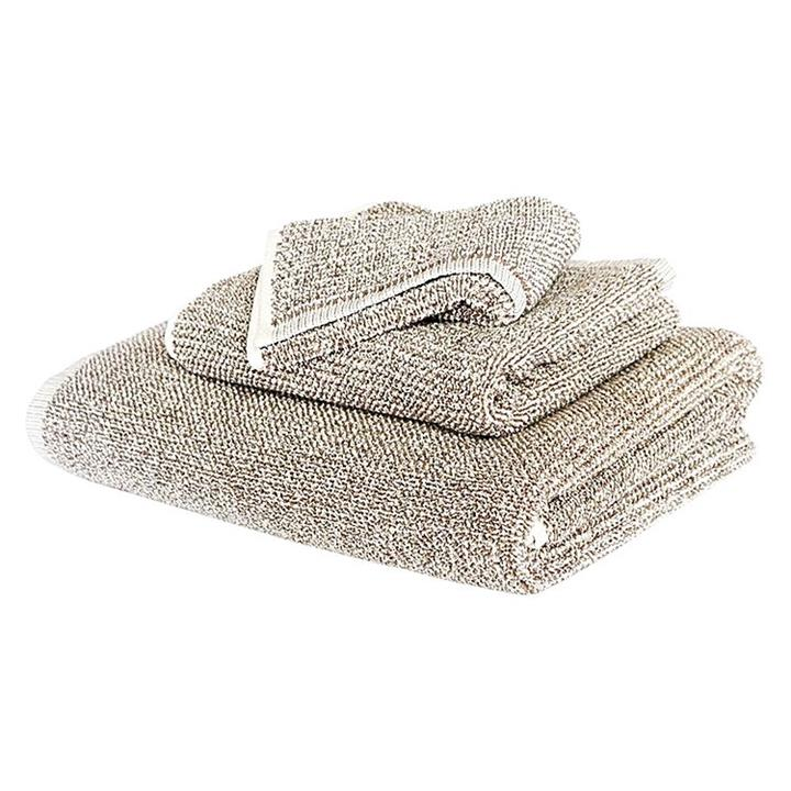 LM Home Light Textured Tweed Bath Towel 143x76cm
