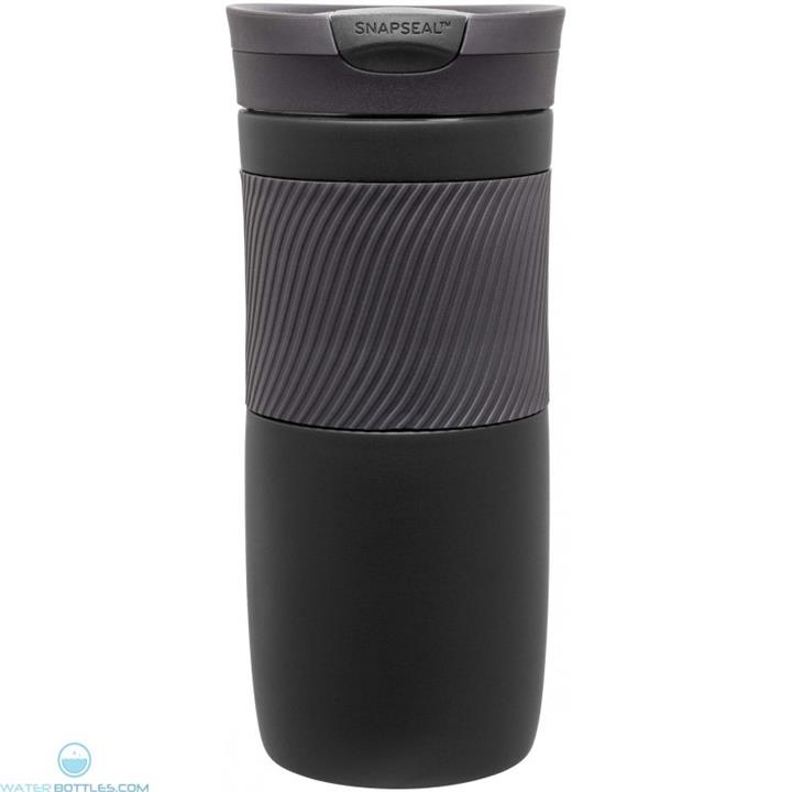 Contigo Byron Snapseal Travel Mug Matte Black 709ml