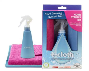 E Cloth Home Starter Kit GP,GP+WS HSK