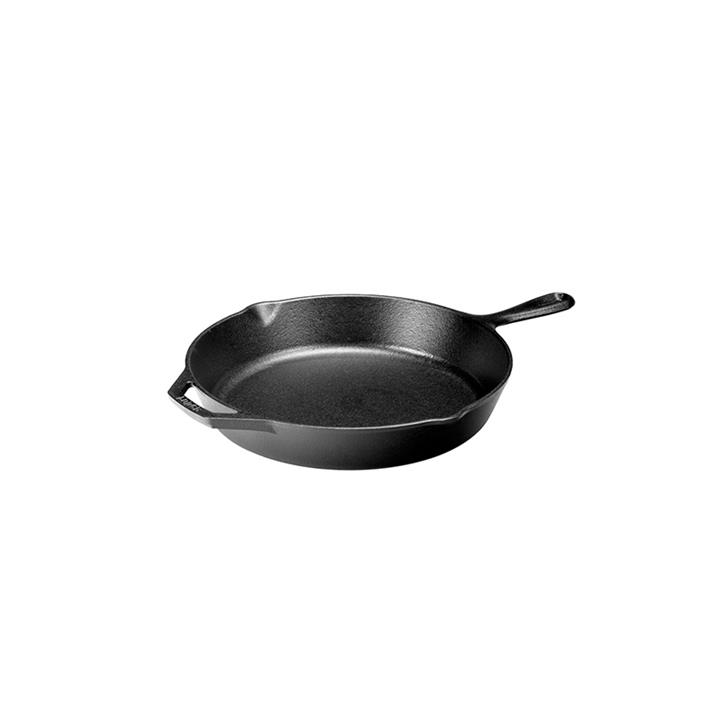 Lodge 30cm Cast Iron Skillet with Helper Handle