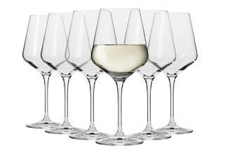 Krosno Avant-Garde Wine glass 390ml Set of 6
