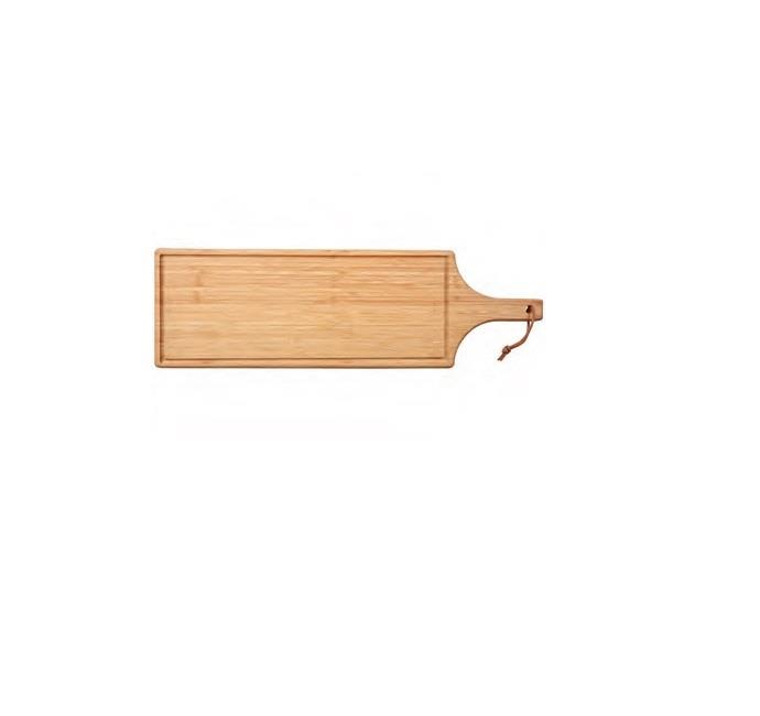 Scanpan Bamboo Serving Board 65 X 20 X 1.8cm
