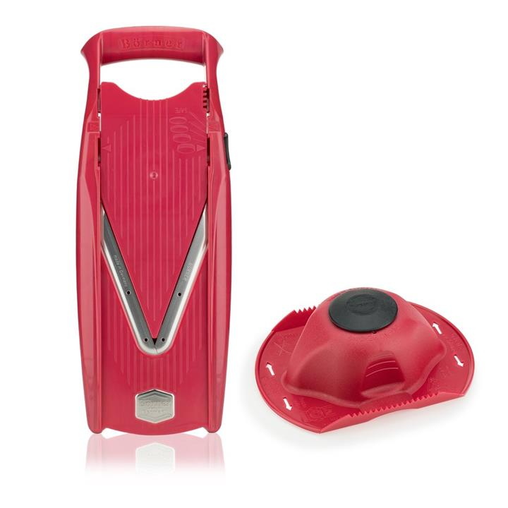 Borner V5 Power Basic Set Red
