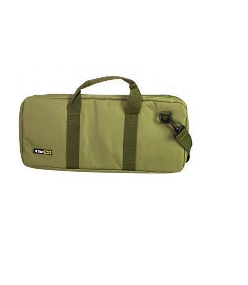 Cheftech 18 Pocket Knife Case Olive Green