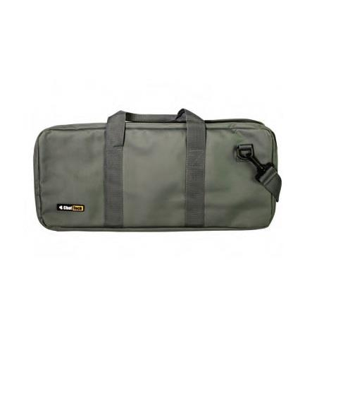 Cheftech 18 Pocket Knife Case Grey