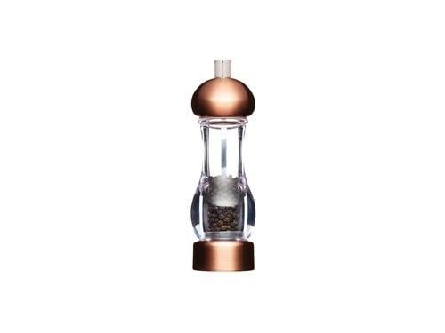 Mastercraft Capstan Copper Effect 19cm Pepper Mill